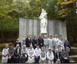 富士の聖母巡礼